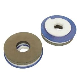 Diamant-Schleifmittel für Fasen